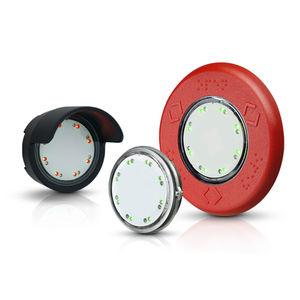 capacitive switch / multipole / LED-illuminated / panel-mount