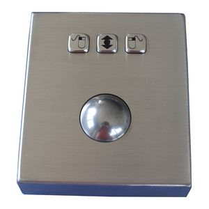 optical pointing device / industrial / rugged / stainless steel