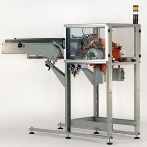 automatic pick-and-place machine / for electronic components / high-speed / stand-alone