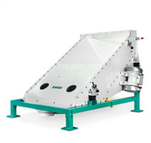 vibrating feeder sieving machine / for pellets / for the food industry
