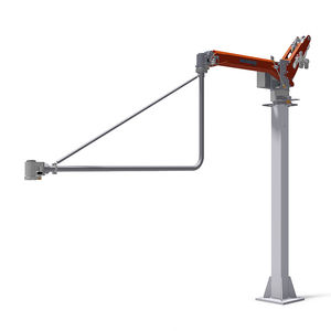pneumatic manipulator / with gripping tool / with suction cup / for lifting