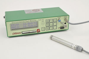 dust monitoring system / measurement / construction / real-time