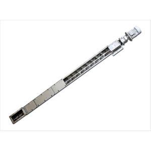 screw conveyor / modular / horizontal / inspection