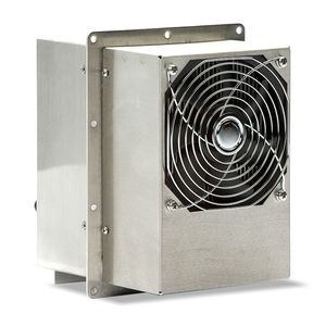 thermoelectric electrical cabinet air conditioner / vertical / industrial / for computer rooms
