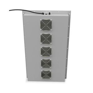 vertical electrical cabinet air conditioner / industrial / for computer rooms / for telecommunication equipment