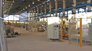 composite stone production line