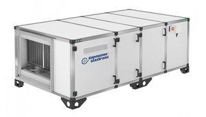 electrostatic filtration unit / oil / for the food industry / mobile