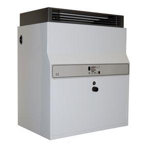 electrostatic filtration unit / air / high-efficiency