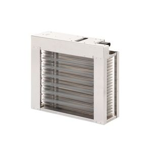 air filter / panel / for air treatment units / electrostatic