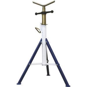 pipe aligner tube holder