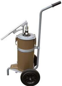 filling pump / grease / manual / semi-submersible