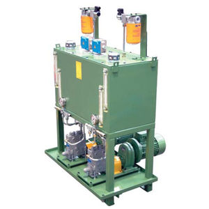 lubrication system pumping station