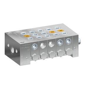 aluminium hydraulic directional control valve