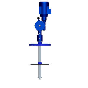 grease pump / electric / semi-submersible / centrifugal