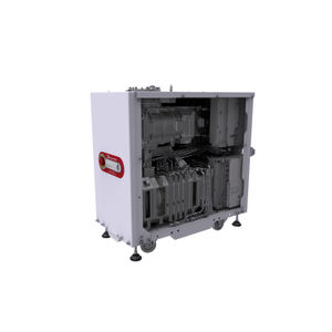Roots vacuum pump / dry / single-stage / compact