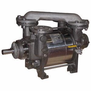 liquid ring vacuum pump / dry / two-stage / ATEX