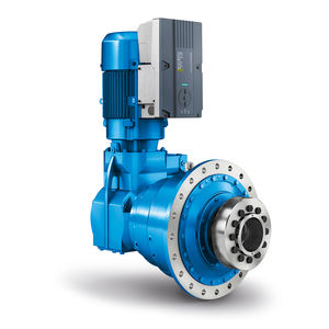 planetary gear reducer / coaxial / > 10 kNm / transmission