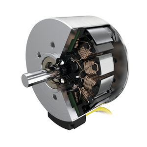 flat motor