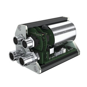 servomotor with integrated movement controller