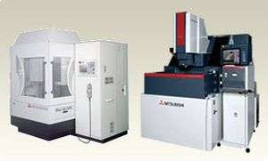 die sinking electrical discharge machine / high-productivity / high-accuracy / CNC