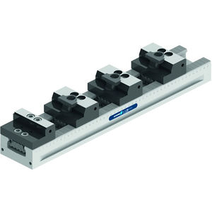machine vise / manual / modular / horizontal