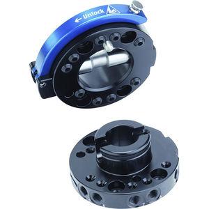 robotic tool changer / manual
