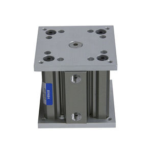 pneumatic cylinder / double-acting / lift table / for lifting applications