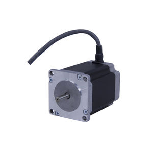 two-phase stepper motor / compact / NEMA 23