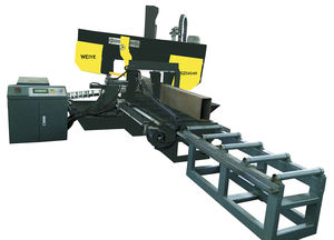 band saw / cut-off / miter / for steel