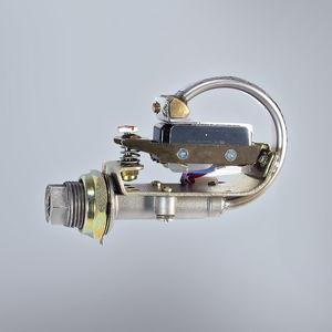 electromechanical pressure switch / Bourdon tube