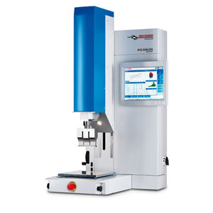 ultrasonic welding machine / automatic / pneumatic / with touch screen