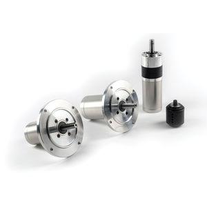 vane air motor / gear / stainless steel / lubricated