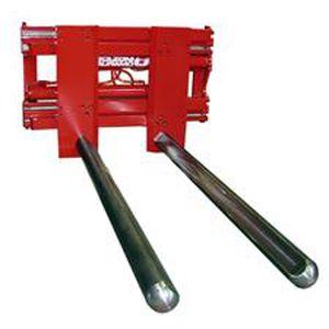 forklift truck pallet fork