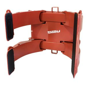 paper roll materials handling clamp