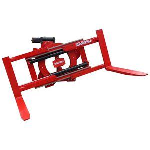rotary pallet fork