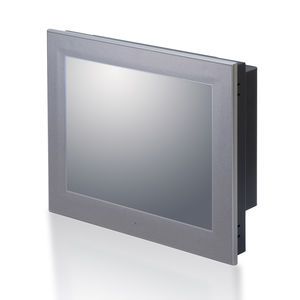 LCD panel PC / 5-wire resistive touch screen / 12
