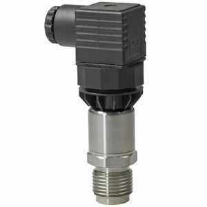 absolute pressure sensor / membrane / analog output / threaded