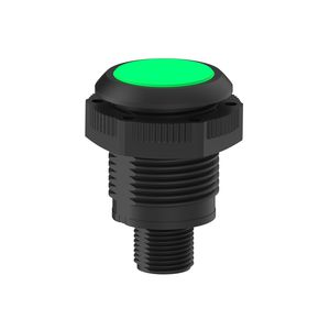 threaded indicator light