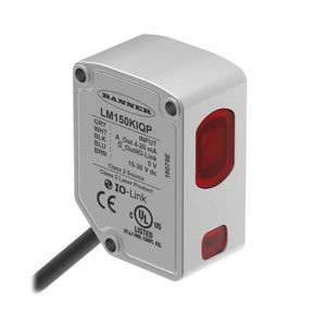 laser triangulation distance sensor