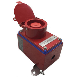 manual call point for the oil and gas industry / fire alarm / explosion-proof / ATEX
