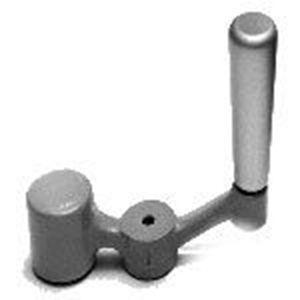 aluminum crank handle