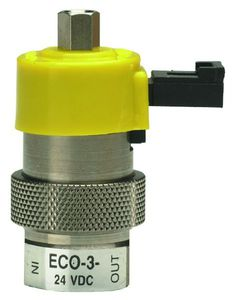 direct-operated solenoid valve / 3-way / NO / air