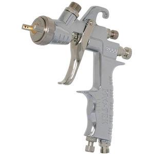 spraying gun / for paint / LVLP / gravity feed