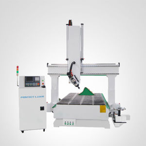 4-axis router
