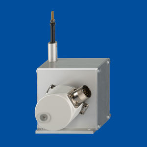 draw-wire position sensor / optical / CAN bus / PROFIBUS