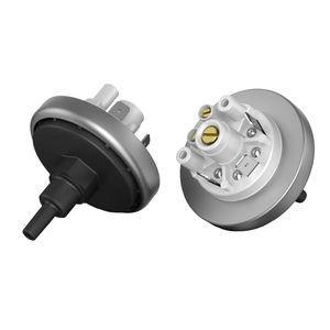 low-pressure pressure switch / for liquids / for gas / diaphragm