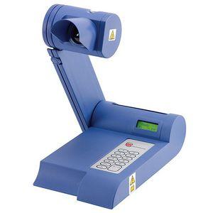 melting point measuring instrument / compact / digital / adjustable