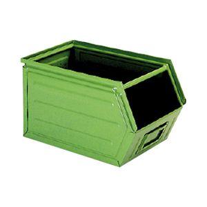 metal picking bin