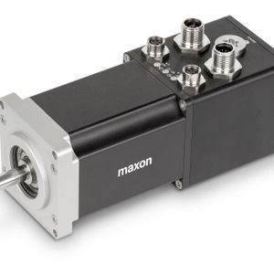 DC motor / brushless / with integrated controller / IP65