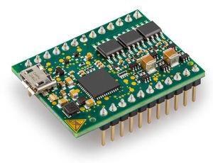 DC speed controller / 4-quadrant